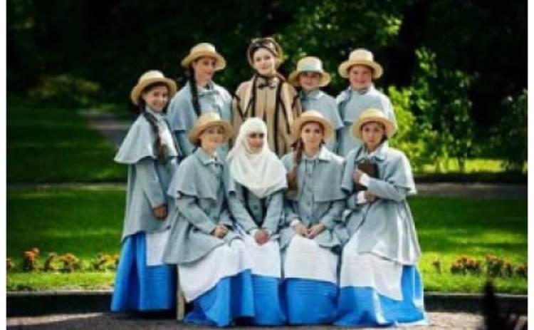 Сериал Институт благородных девиц закрыли из-за беременности главных героинь