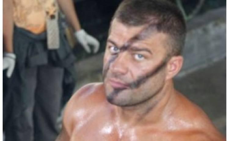 Михаил Пореченков  серьезно травмировался во время съемки