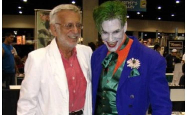Скончался создатель комиксов о Бэтмене