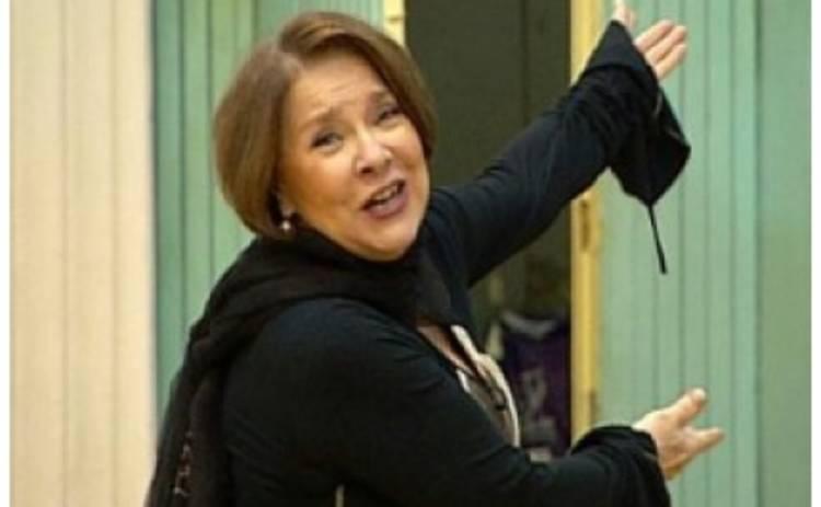 Актриса Лариса Голубкина после ДТП попала в больницу