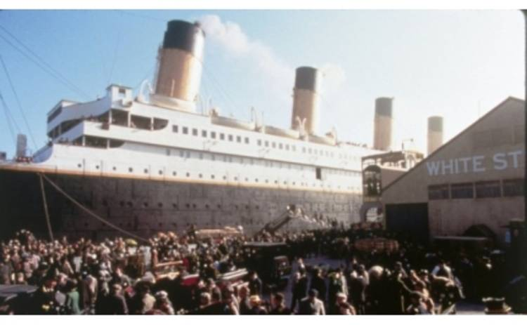 "Третье измерение ""Титаника"""