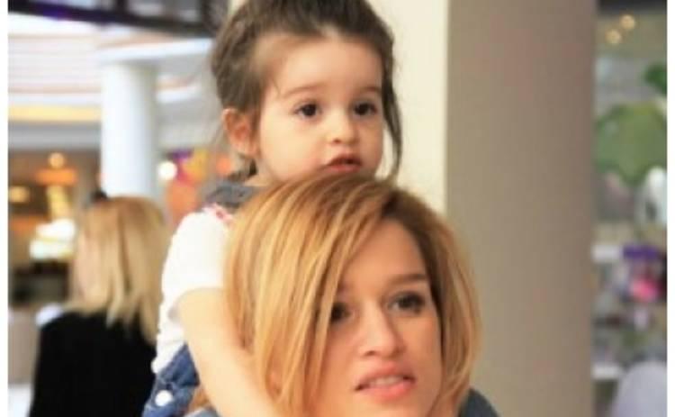 Ксения Бородина создала для двухлетней дочери интернет-блог