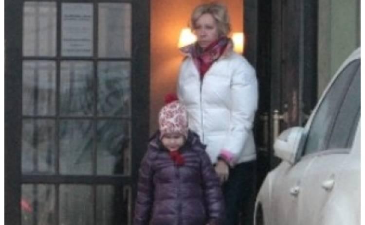 У Татьяны Лазаревой начались проблемы с младшей дочкой