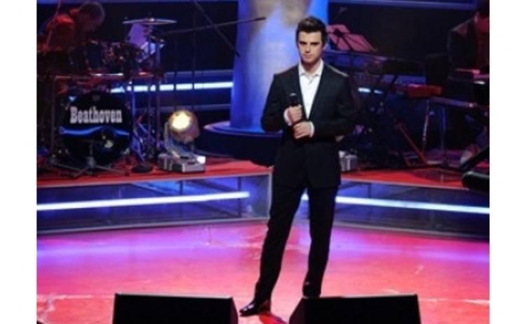 Член комиссии Grammy Awards подарил песню Кириллу Туриченко