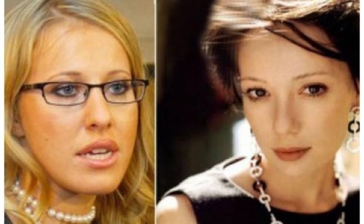 Ксения Собчак высмеяла актрису Чулпан Хаматову