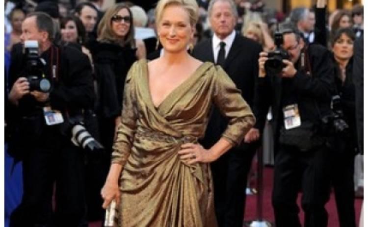 Оскар-2012: Лучшей актрисой стала Мэрил Стрип