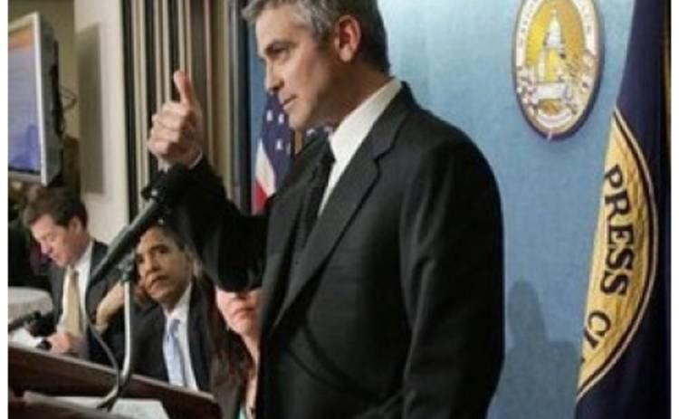 Джордж Клуни выступит в сенате США