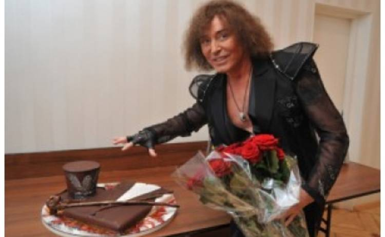 Валерий Леонтьев отметит свой День рождения на сцене