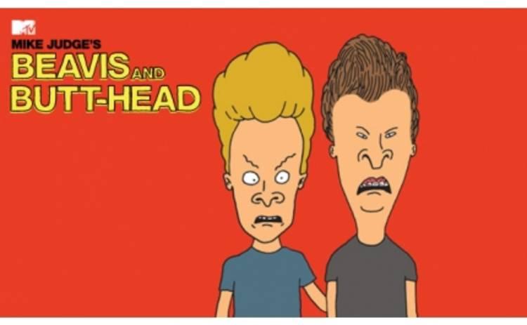Бивис и Батхед возвращаются на MTV!