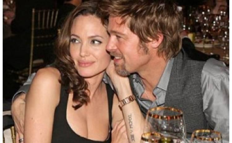 Анджелина Джоли и Брэд Питт выбрали место для свадьбы