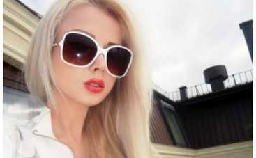 """Одесская Барби просит роль в фильме ужасов: """"Я – прирожденная актриса!"""""""