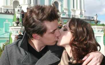 Соня Кей привезла в Киев своего немецкого жениха