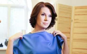 Моду - народу: звезды ТВ штурмуют подиум на Ukrainian Fashion Week (ФОТО)