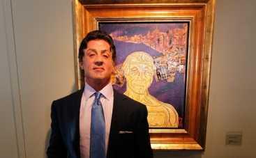 Сильвестр Сталлоне поразил искусствоведов своими картинами