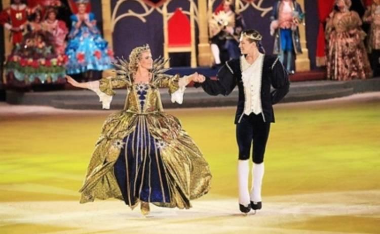С 6 по 8 декабря в Киеве гостит мюзикл на льду