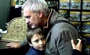 Валерий Меладзе появился на людях с сыном от Альбины Джанабаевой (фото)