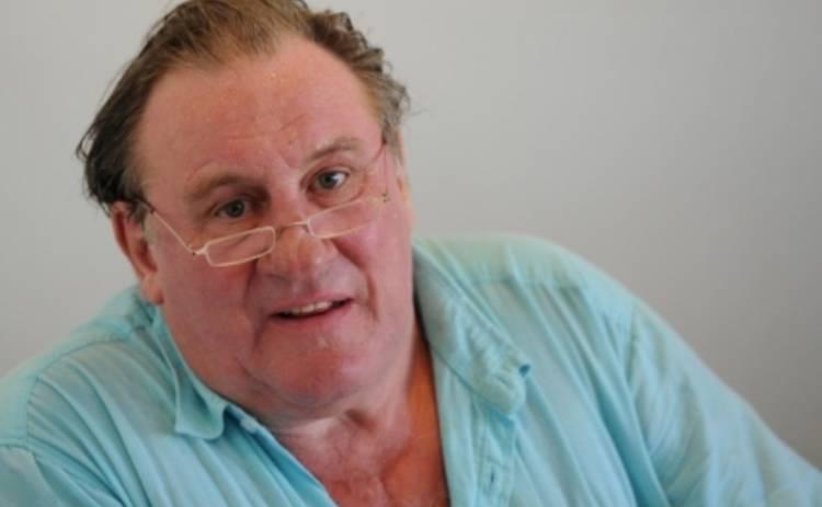 Жерар Депардье застраховал себя на 500 тысяч рублей