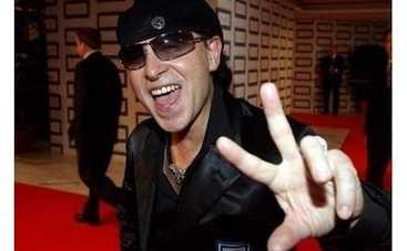 Группа Scorpions поздравила Евромайдан с Новым годом