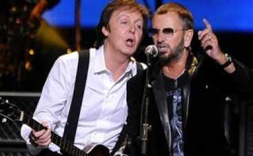 Экс-участники The Beatles откроют 56-ю церемонию Grammy