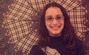 Виктория Дайнеко в 14 лет: красотка в дурацких очках (ФОТО)