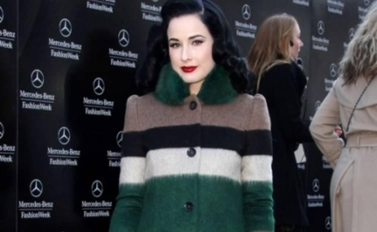 Звезды посетили Неделю моды в Нью-Йорке
