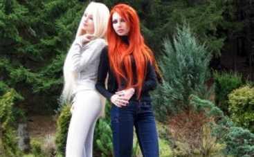Одесская Барби размножается клонированием