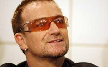 "Боно из U2 привёз свою кровать на ""Оскар"""
