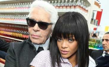 Карл Лагерфельд представил новую коллекцию Chanel (ФОТО)
