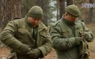 """Канал НТН готовит """"Резервистов"""""""