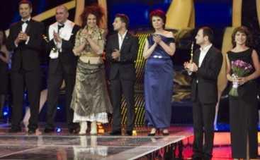 Победители Народной премии «Телезвезда»-2013: «Сваты» начинают и выигрывают!
