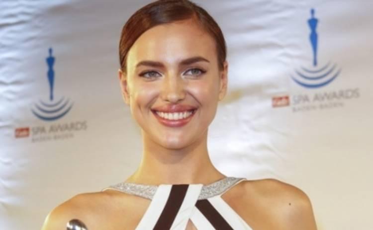 Ирина Шейк получила награду за свою красоту (ФОТО)