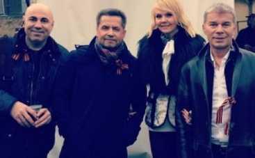 Газманов, Расторгуев и Валерия поздравили Крым с референдумом
