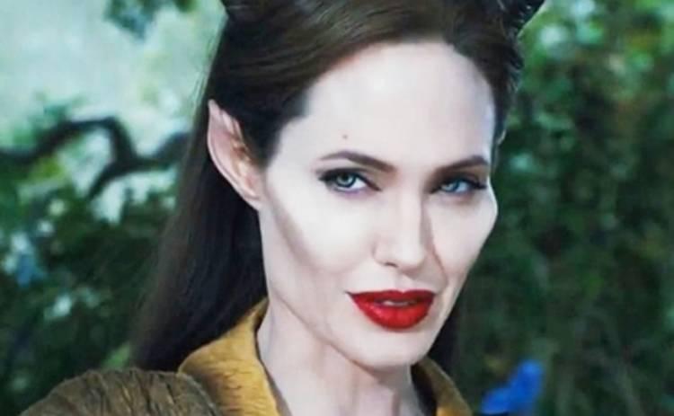 Анджелина Джоли и Элли Феннинг  в новом трейлере