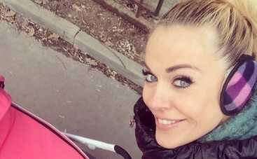 Таня Терешина сделала трехмесячной дочке модную стрижку
