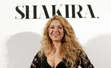 Шакира написала новый гимн для чемпионата мира по футболу