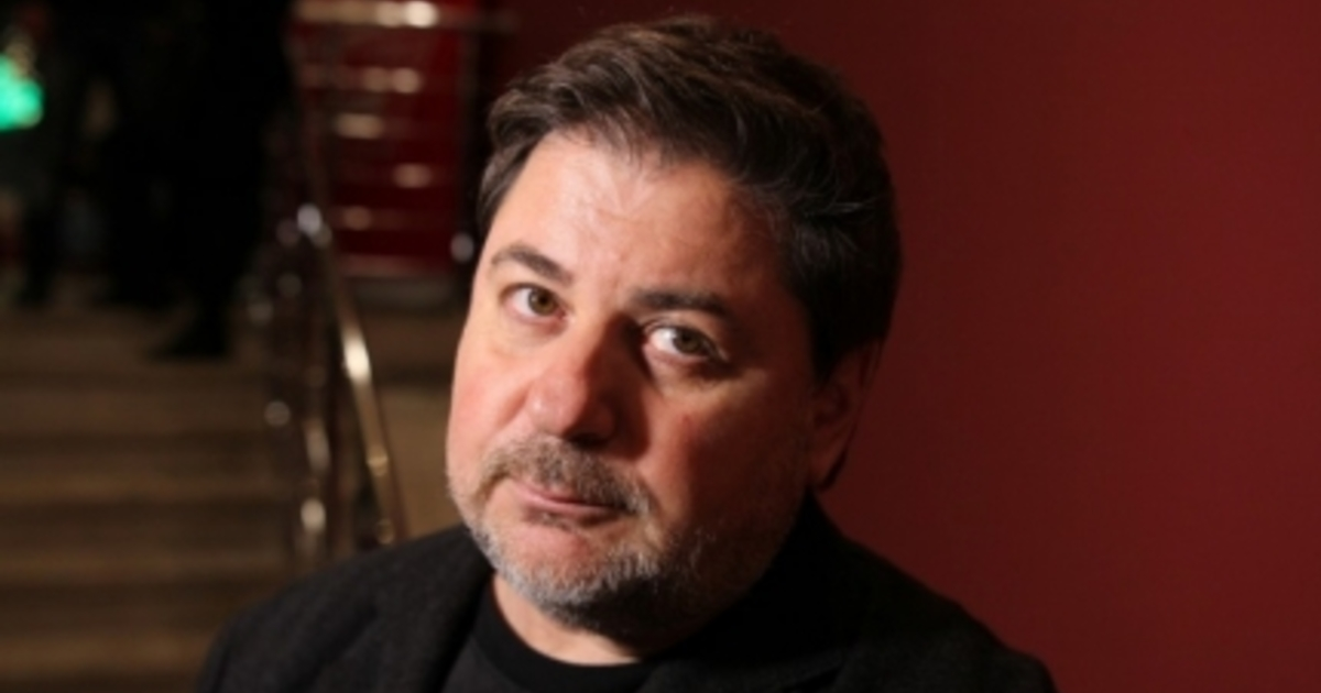 Шоумен и продюсер Александр Цекало передумал крестить сына ...