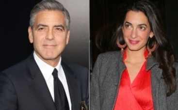 52-летний холостяк Джордж Клуни надумал жениться