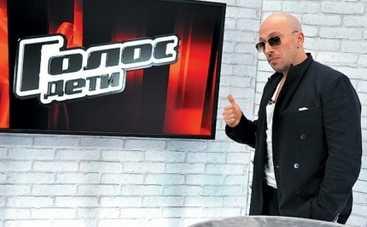 Дмитрий Нагиев заслушался детскими песнями