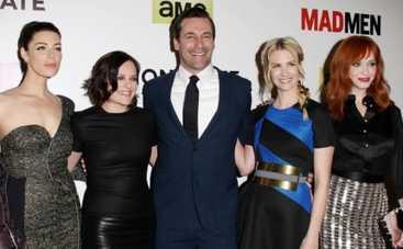 Безумцы: звезды сериала на премьере 7 сезона в Лос-Анджелесе (ФОТО)