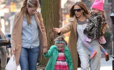 Скандал с Сарой Джессикой Паркер:в Твиттере оскорбили ее детей