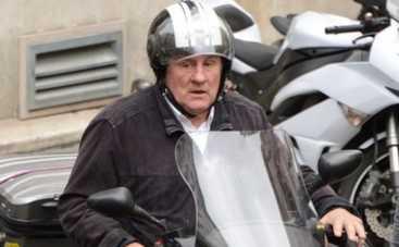Жерара Депардье отштрафовали за вождение в нетрезвом виде
