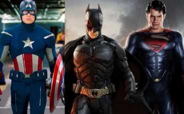 Бэтмен, Супермен и Капитан Америка встретятся в один день