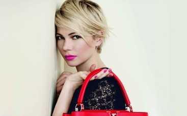 Мишель Уильямс снялась в рекламной кампании Louis Vuitton (ФОТО)