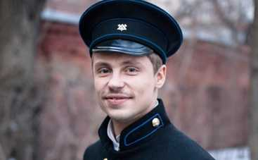 Ёлки 1914: Александр Головин отправился воевать (ФОТО)