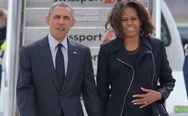 Жена президента США стала сериальной актрисой
