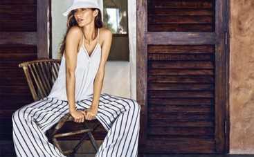 Жизель Бундхен снялась в рекламной кампании H&M