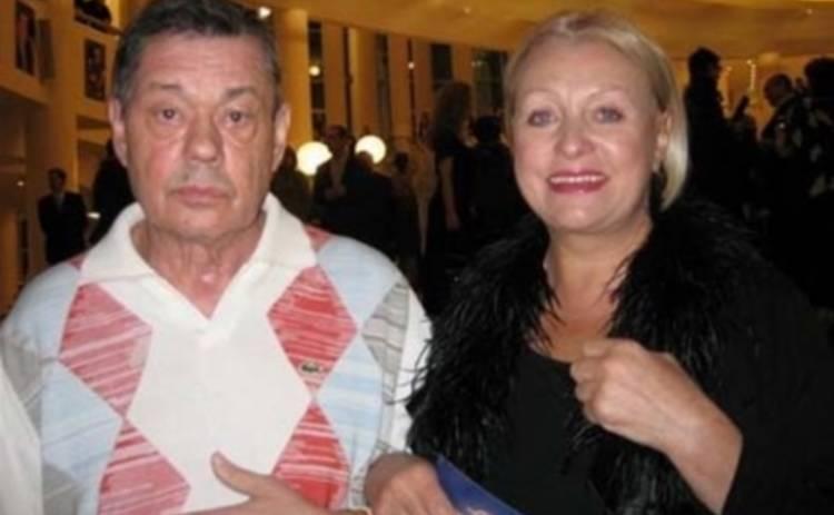Жена Николая Караченцова подаст в суд за побои и хамство