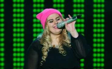 Участница шоу Голос країни Александра Зарицкая: хочу спеть с Леонардо
