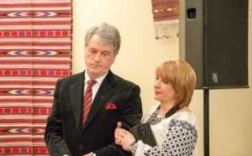 Жена Виктора Ющенко раскрыла семейные тайны