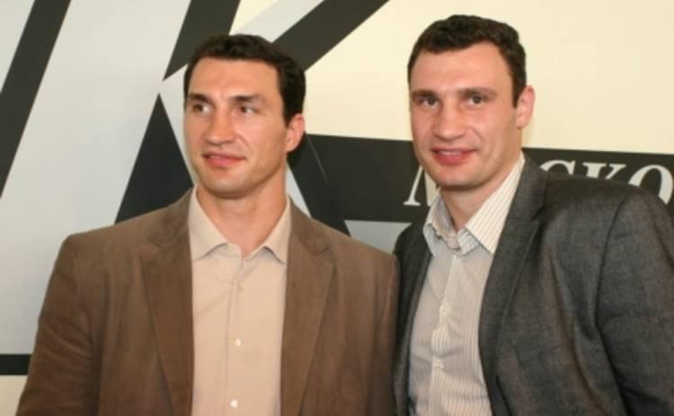 Виталий и Владимир Кличко откроют выставку в Киеве